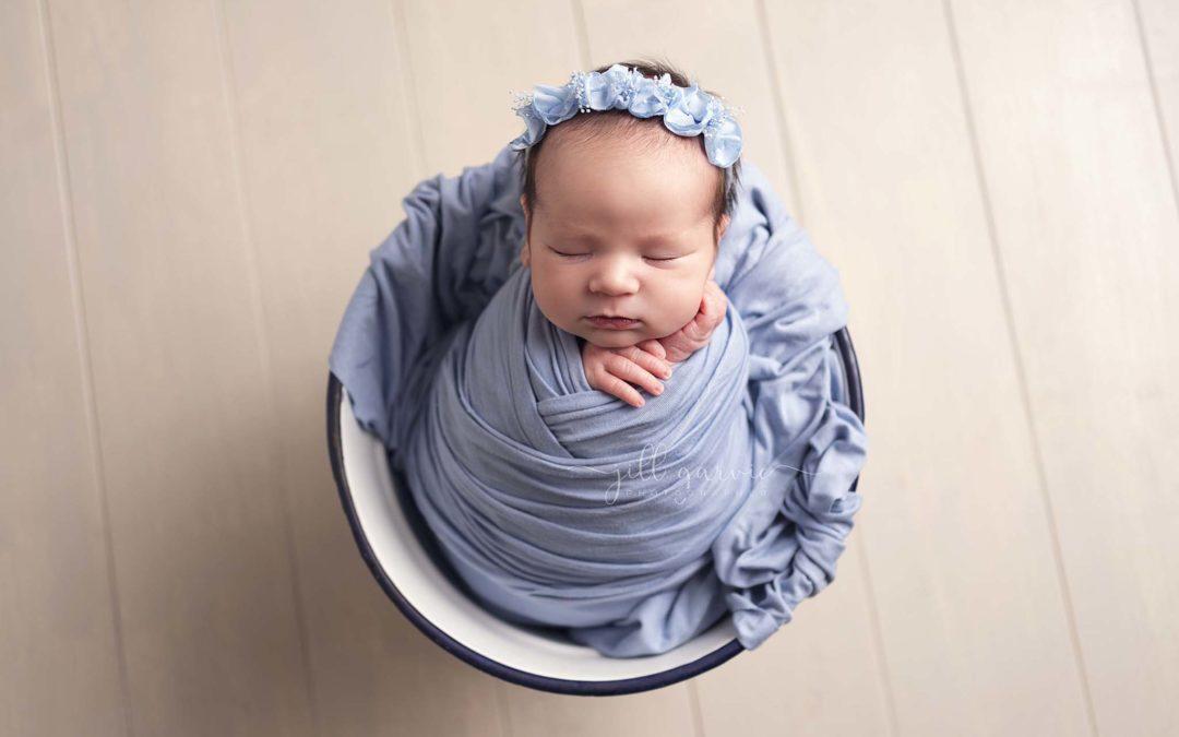 Newborn Photograph Newborn Baby at Jill Garvie Photography Edinburgh
